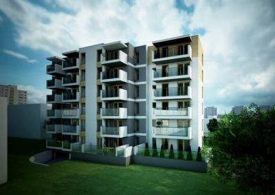 Apartamenty Szembeka