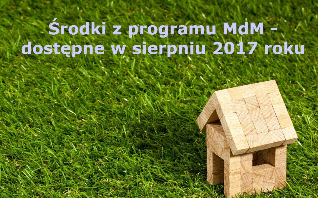 Program MdM – dostępny w 2017r.